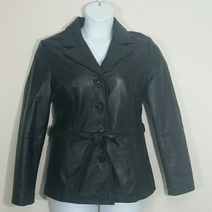 Wilsons Leather Maxima black Jacket L